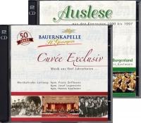 Kombi-CD-Angebot Cuvée und Auslese