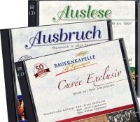 Kombi-CD-Angebot Cuvée / Ausbruch / Auslese
